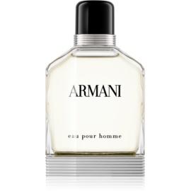 Armani Eau Pour Homme Eau de Toilette für Herren 50 ml