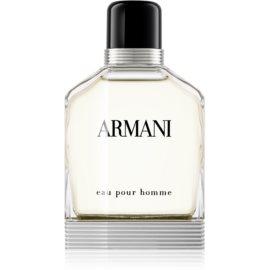 Armani Eau Pour Homme woda toaletowa dla mężczyzn 100 ml