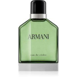 Armani Eau de Cèdre eau de toilette pentru barbati 100 ml