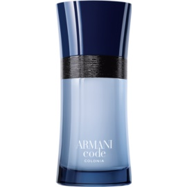 Armani Code Colonia eau de toilette férfiaknak 50 ml