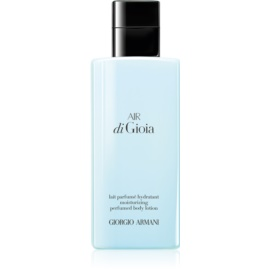 Armani Air di Gioia lotion corps pour femme 200 ml