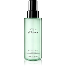 Armani Acqua di Gioia Body Spray for Women 140 ml and Hair Spray