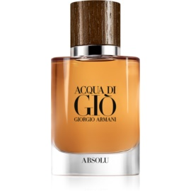 Armani Acqua di Giò Absolu parfumska voda za moške 40 ml