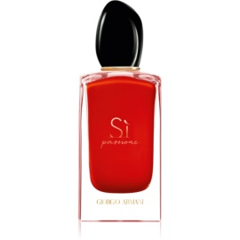 Armani Sì  Passione Eau de Parfum für Damen 100 ml
