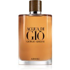 Armani Acqua di Giò Absolu parfumska voda za moške 200 ml