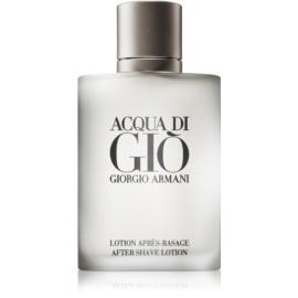 Armani Acqua di Gio Pour Homme After Shave Lotion for Men 100 ml