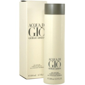 Armani Acqua di Gio Pour Homme Shower Gel for Men 200 ml