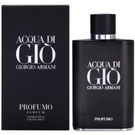 Armani Acqua di Gio Profumo Eau De Parfum pentru barbati 125 ml