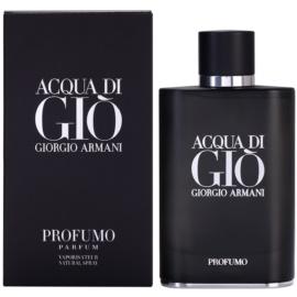 Armani Acqua di Gio Profumo Parfumovaná voda pre mužov 125 ml