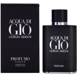 Armani Acqua di Gio Profumo Eau De Parfum pentru barbati 75 ml