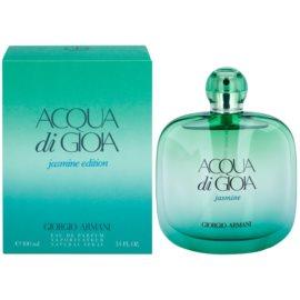 Armani Acqua di Gioia Jasmine parfémovaná voda pro ženy 100 ml