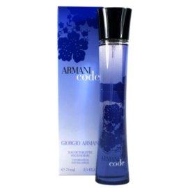 Armani Code Woman туалетна вода для жінок 50 мл