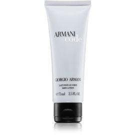 Armani Code Woman Lapte de corp pentru femei 75 ml