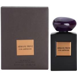 Armani Prive Cuir Amethyste woda perfumowana unisex 100 ml