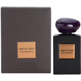 Armani Prive Cuir Amethyste parfémovaná voda unisex 100 ml