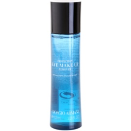 Armani Cleansers and Toners Two - Phase Make-Up Remover Around Eyes  100 ml