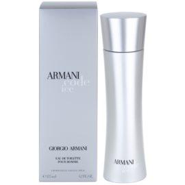 Armani Code Ice toaletní voda pro muže 125 ml
