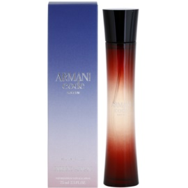 Armani Code Satin Eau de Parfum para mulheres 75 ml
