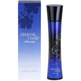 Armani Code Ultimate Femme parfémovaná voda pro ženy 50 ml