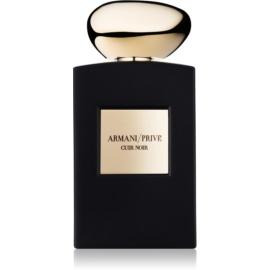 Armani Prive Cuir Noir eau de parfum unisex 250 ml