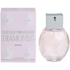 Armani Emporio Diamonds Rose Eau de Toilette für Damen 30 ml