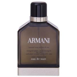 Armani Eau De Nuit туалетна вода тестер для чоловіків 100 мл