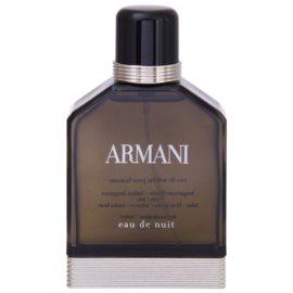 Armani Eau De Nuit тоалетна вода тестер за мъже 100 мл.