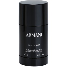 Armani Eau De Nuit deostick pro muže 75 g