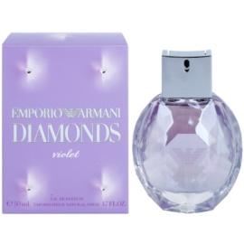 Armani Emporio Diamonds Violet Eau de Parfum für Damen 50 ml