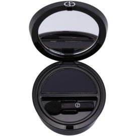 Armani Eyes To Kill Mono oční stíny odstín 01 Obsidian  1,5 g