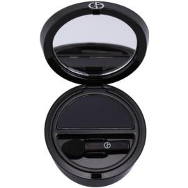 Armani Eyes To Kill Mono szemhéjfesték  árnyalat 01 Obsidian  1,5 g