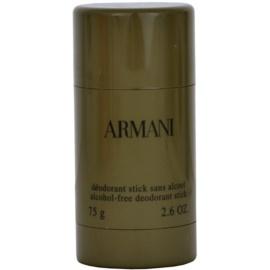 Armani Armani Eau Pour Homme Deodorant Stick for Men 75 ml