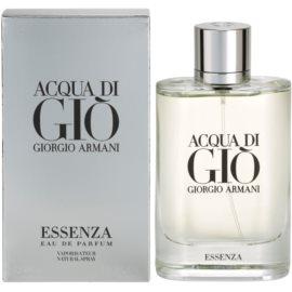 Armani Acqua di Gio Essenza eau de parfum férfiaknak 125 ml