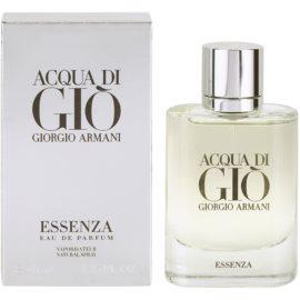 Armani Acqua di Gio Essenza parfémovaná voda pro muže 40 ml