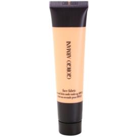 Armani Face Fabric make-up pro nahé líčení odstín 01 Pale SPF 12  40 ml