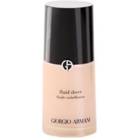 Armani Fluid Sheer élénkítő make-up árnyalat 07 30 ml