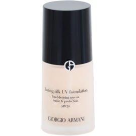 Armani Lasting Silk UV hosszan tartó make-up SPF 20 árnyalat 4 30 ml