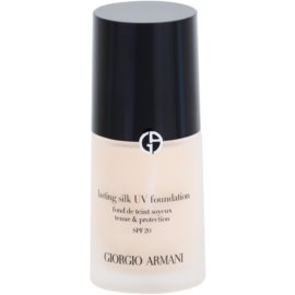 Armani Lasting Silk UV дълготраен фон дьо тен SPF 20 цвят 4 30 мл.