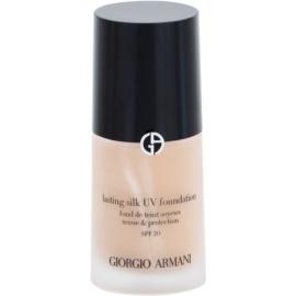 Armani Lasting Silk UV дълготраен фон дьо тен SPF 20 цвят 07 30 мл.