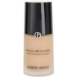 Armani Luminous Silk Foundation fluid make-up árnyalat 7 Tan 30 ml