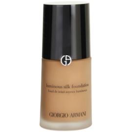 Armani Luminous Silk Foundation fluid make-up árnyalat 9 Natural Suede 30 ml