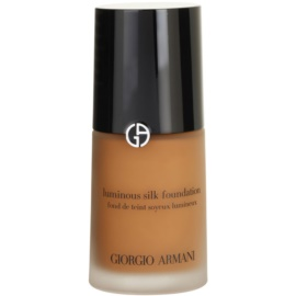 Armani Luminous Silk Foundation fluid make-up árnyalat 10 Warm Almond 30 ml