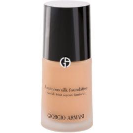 Armani Luminous Silk Foundation fluid make-up árnyalat 5,5 Natural Beige 30 ml