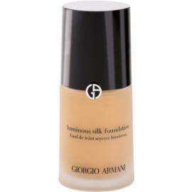 Armani Luminous Silk Foundation fluid make-up árnyalat 6 Golden Beige 30 ml
