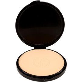 Armani Luminous Silk Powder hedvábný pudr náhradní náplň odstín 4 Light Sand 9 g