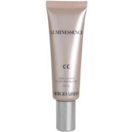 Armani Luminessence CC озаряващ СС крем цвят 02  30 мл.