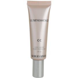 Armani Luminessence CC озаряващ СС крем цвят 04  30 мл.