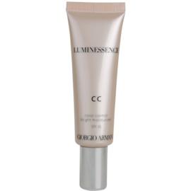 Armani Luminessence CC élénkítő CC krém árnyalat 04  30 ml