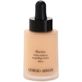Armani Maestro lehký make-up odstín 4,5 SPF 15  30 ml