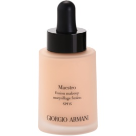 Armani Maestro lehký make-up odstín 5 SPF 15  30 ml